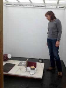 helen in museum of