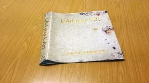 L'Art pour L'Art publication €19,50